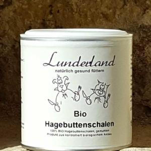 Lunderland Bio Hagebuttenschalen