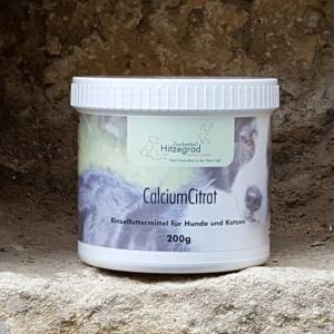 Hitzegard Calciumcitrat