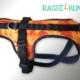 Kreuzgeschirr camouflage orange